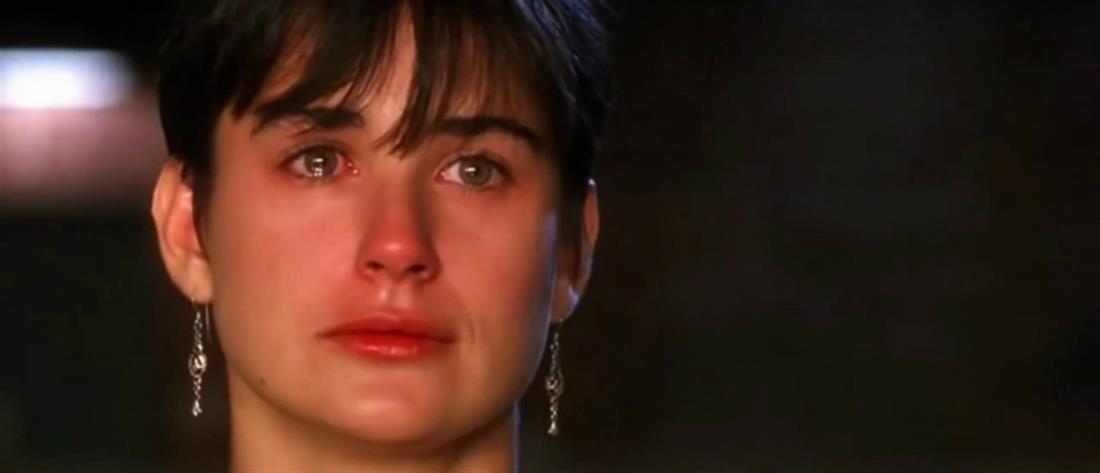 """Αποκάλυψη-σοκ της Ντέμι Μουρ: έπεσα θύμα βιασμού, με """"πούλησε"""" η μάνα μου (βίντεο)"""