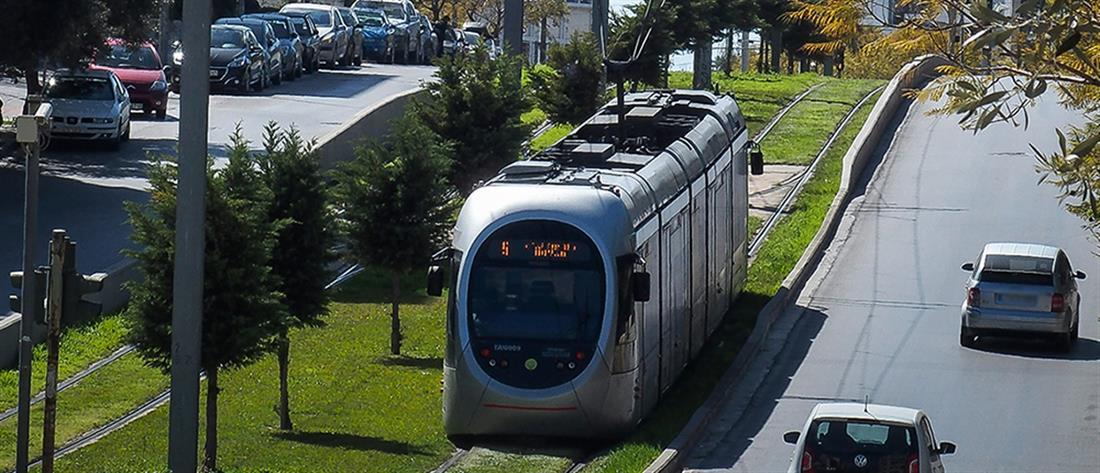 Διακοπή δρομολογίων στο τραμ