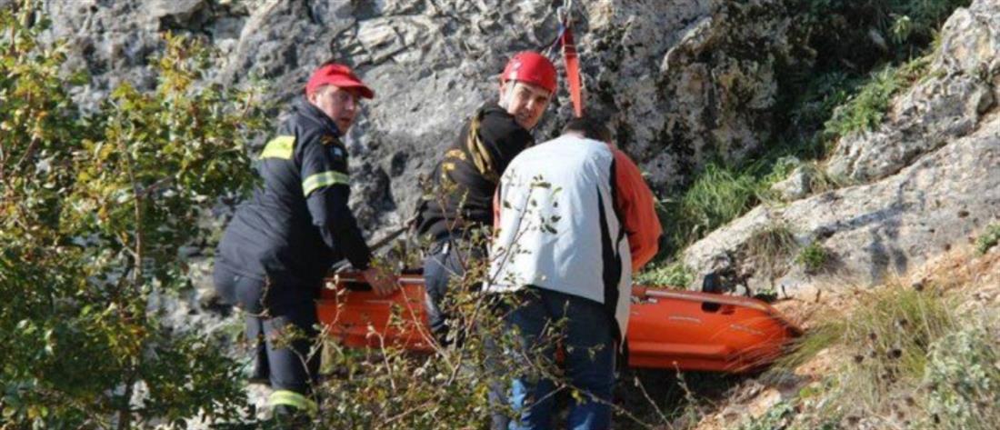 Ορειβάτης έπεσε σε χαράδρα στον Όλυμπο