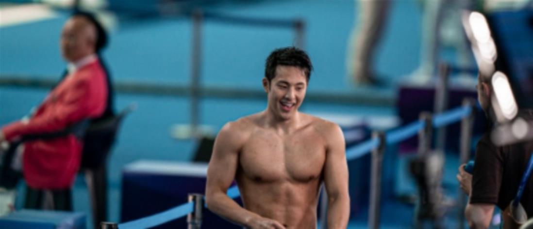 """""""Βαριά καμπάνα"""" σε Ολυμπιονίκη κολυμβητή επειδή... απάτησε τη σύζυγό του"""