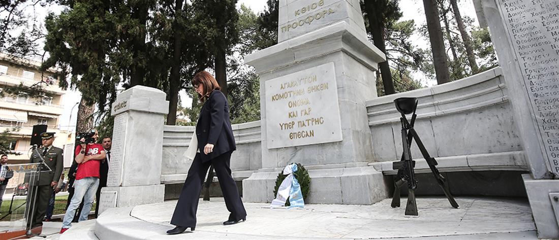 Σακελλαροπούλου: η Θράκη αποτελεί μοντέλο συνύπαρξης διαφορετικών θρησκειών