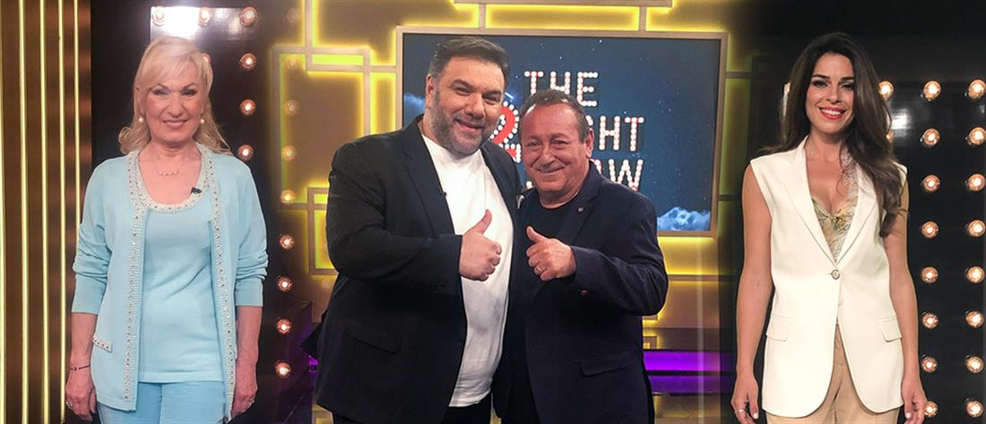 """The 2Night Show"": οι καλεσμένοι της Τρίτης (εικόνες)"