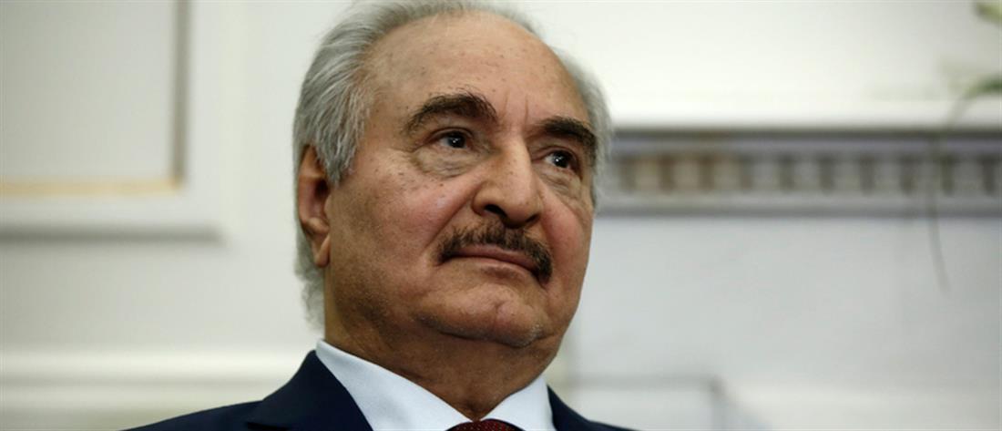Λιβύη: διπλωματική ρελάνς του Χάφταρ με το πετρέλαιο