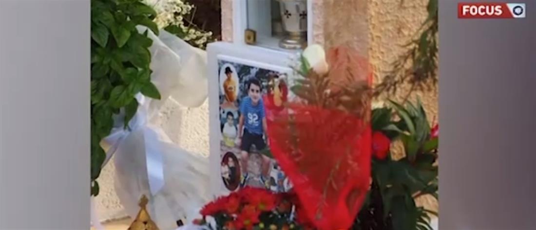 Μικρός Μάριος: Συγκινεί ο πατέρας του μιλώντας στον ΑΝΤ1 (βίντεο)