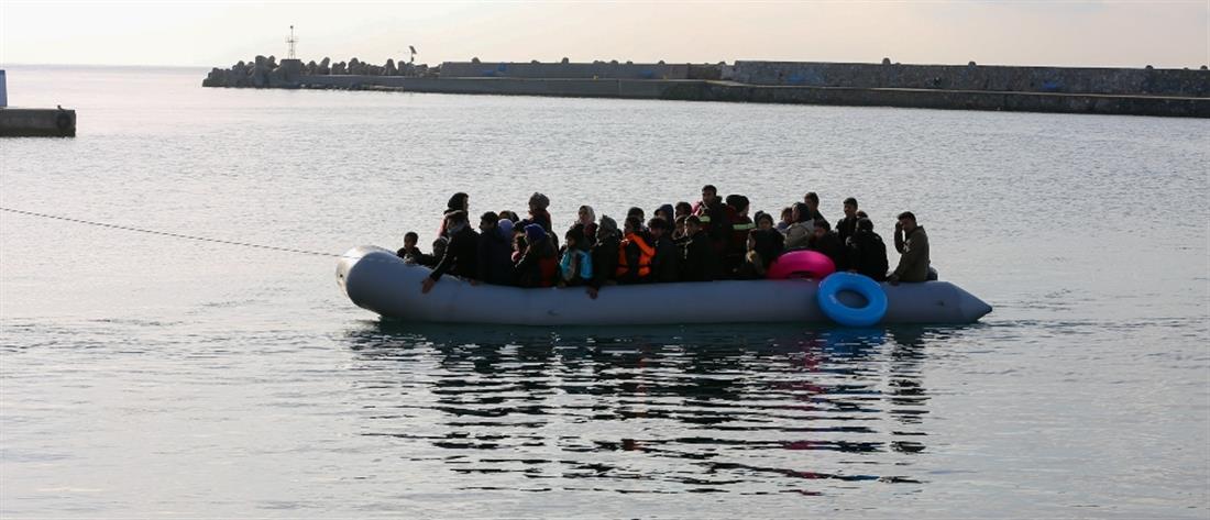 Μεταναστευτικό: εκατοντάδες νέες αφίξεις μέσα σε 24 ώρες