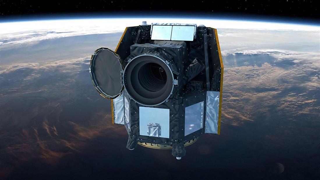 δορυφορικό τηλεσκόπιο CHEOPS - Characterising Exoplanet Satellite