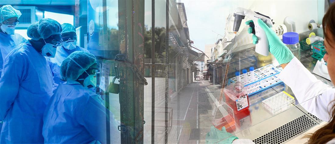 Κορονοϊός: Έξι νέα κρούσματα στην Ελλάδα