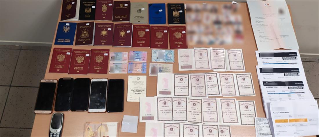 Διακινούσαν παράνομα μετανάστες με εισιτήρια στην… business class
