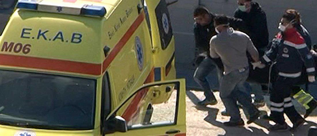 Μεταξουργείο: Βουτιά θανάτου έκανε ανήλικος