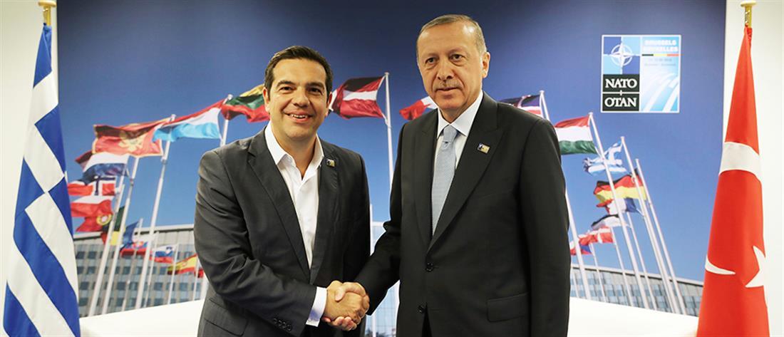 Τουρκικά ΜΜΕ: ο Τσίπρας έκανε το χατίρι του Ερντογάν