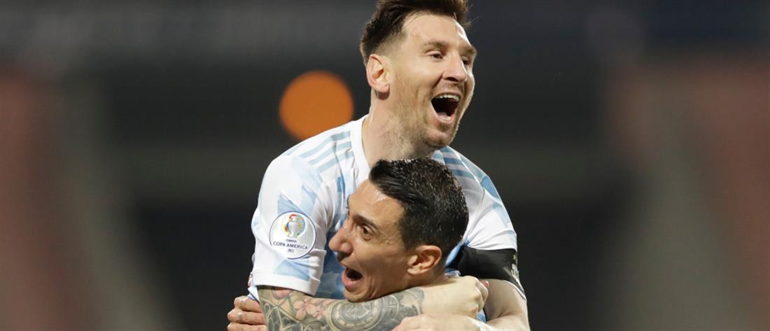 Copa America – Αργεντινή: Στα ημιτελικά με υπογραφή Μέσι