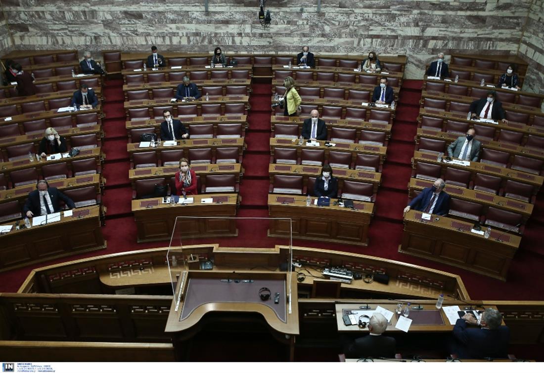 Σακελλαροπούλου - Βουλή - ΟΗΕ