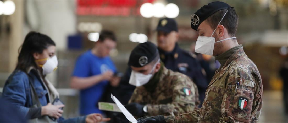 Κορονοϊός: Ένα βήμα πριν το lockdown η Ευρώπη
