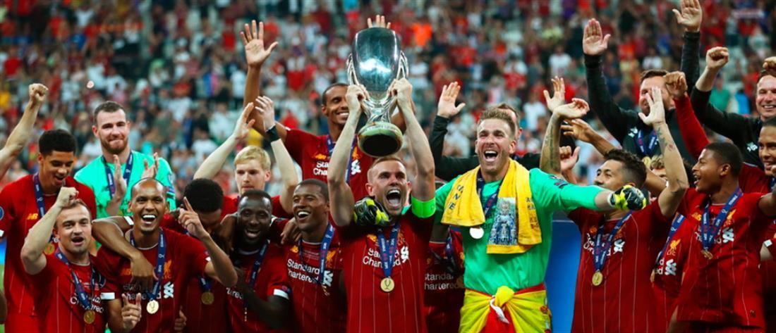 "Super Cup: η Λίβερπουλ νικήτρια στον αγγλικό ""εμφύλιο"" με την Τσέλσι"