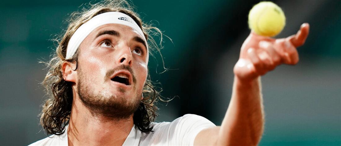 "Roland Garros: ο Τσιτσιπάς πέρασε στους ""4"""