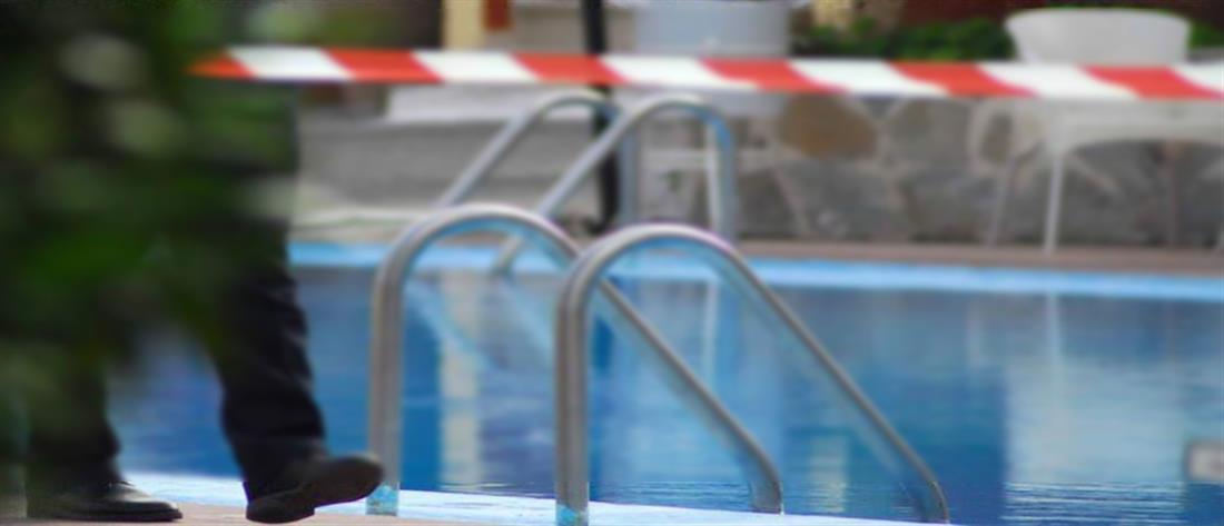 Ναυαγοσώστης έσωσε την τελευταία στιγμή παιδάκι από πνιγμό σε πισίνα