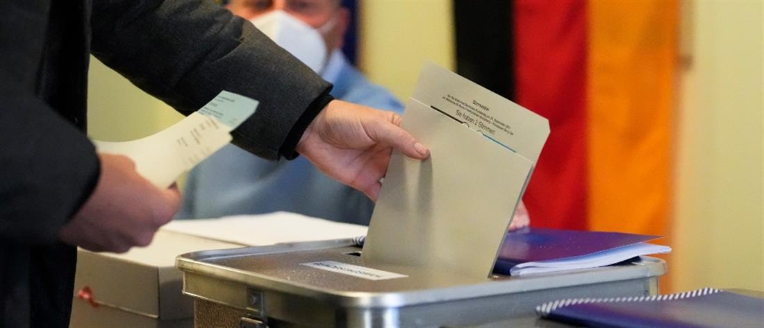 Γερμανία - εκλογές