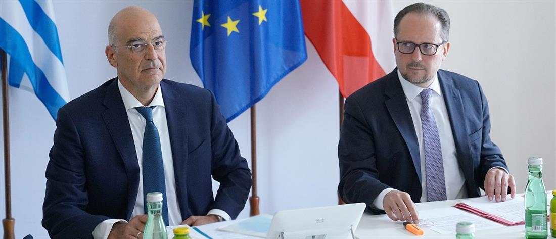 Συμβούλιο Εξωτερικών Υποθέσεων: πλήρης στήριξη στην Ελλάδα για τις τουρκικές προκλήσεις