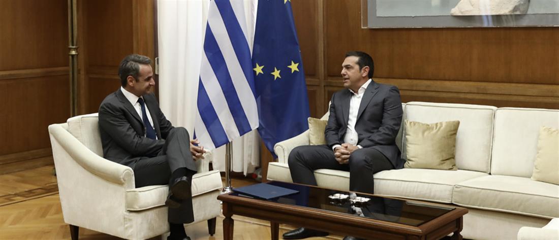 Τσίπρας σε Μητσοτάκη: Να αποτρέψετε το Oruc Reis αν επιχειρήσει εντός ελληνικής υφαλοκρηπίδας