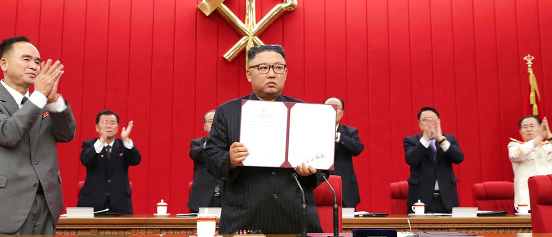 Κιμ Γιονγκ Ουν: Είμαστε έτοιμοι για διάλογο και σύγκρουση με τις ΗΠΑ