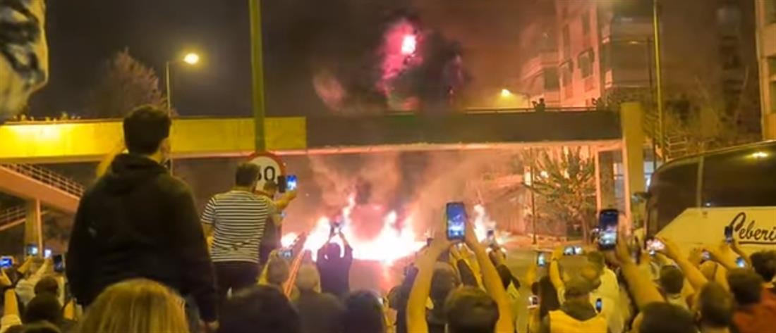 Ανάσταση στον Νέο Κόσμο με μολότοφ (βίντεο)