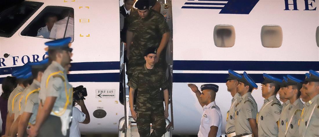 Μαξίμου: Το παρασκήνιο της απελευθέρωσης των δυο Ελλήνων στρατιωτικών