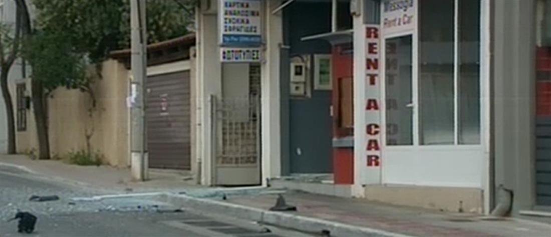 Εκρήξεις τα ξημερώματα σε ΑΤΜ (βίντεο)