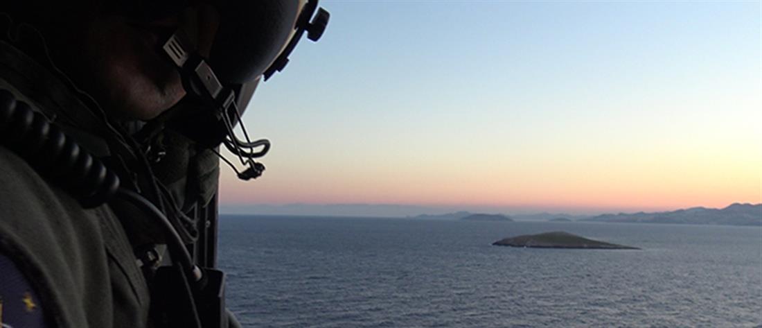 """Η Τουρκία απαγορεύει ελληνικές """"στρατιωτικές ασκήσεις"""" στο Αιγαίο"""