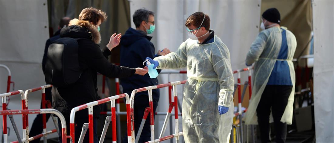 Κορονοϊός: δραματική αύξηση του αριθμού των θυμάτων στη Γερμανία