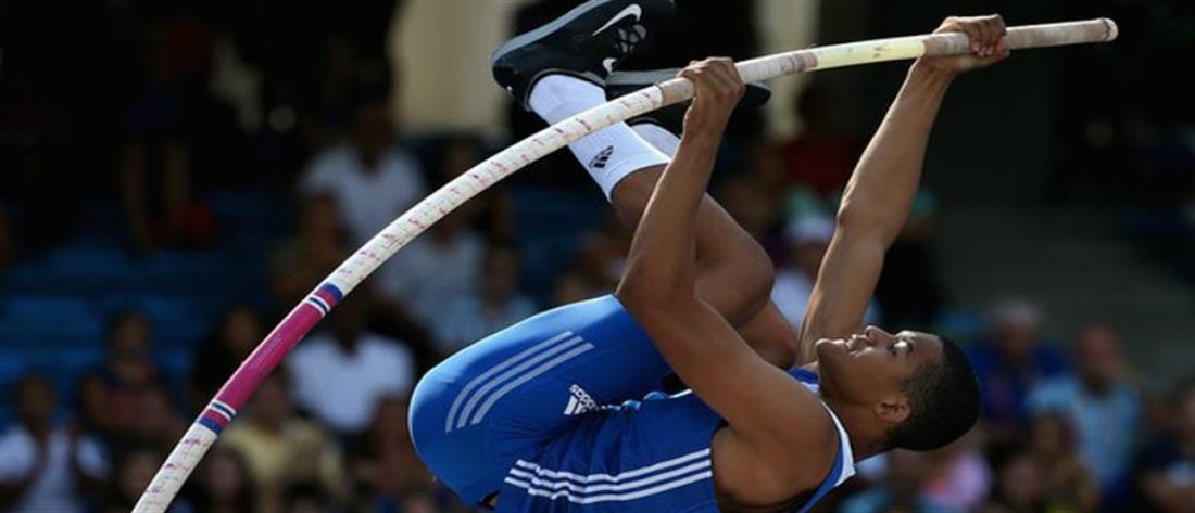 """Εμμανουήλ Καραλής: """"Σφράγισε"""" τη συμμετοχή του στους Ολυμπιακούς Αγώνες"""