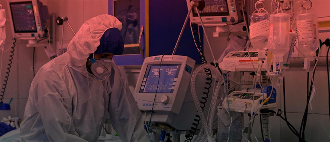 Κορονοϊός: θρήνος για 33χρονη ασθενή που κατέληξε