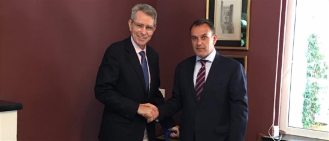 Πάιατ: η συνεργασία με την Ελλάδα βασίζεται στην εμπιστοσύνη