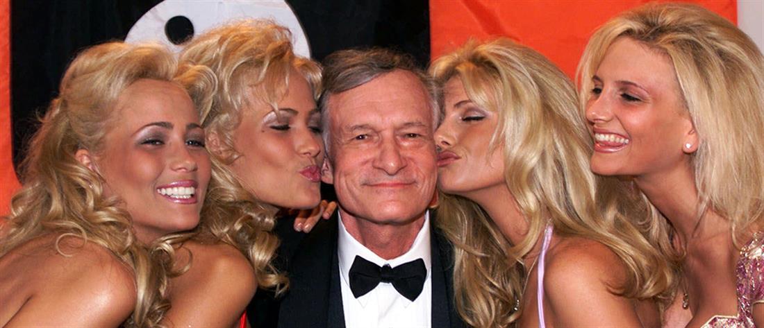 """Στο """"σφυρί"""" προσωπικά αντικείμενα του ιδρυτή του Playboy"""