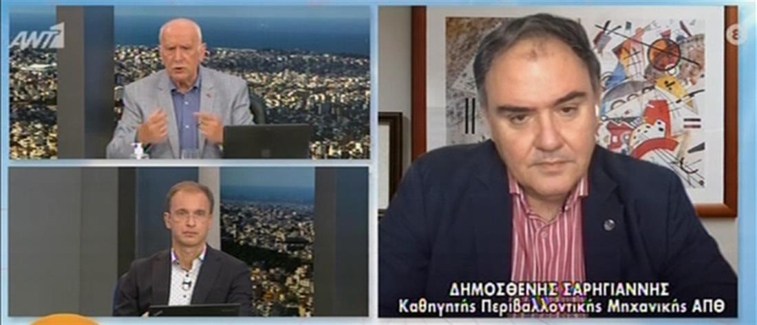 Κορονοϊός - Σαρηγιάννης στον ΑΝΤ1: Τριψήφιος αριθμός κρουσμάτων από 16 Ιουνίου