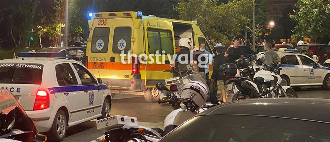 Θεσσαλονίκη - ένταση -  αστυνομικοί - αντιεξουσιαστές