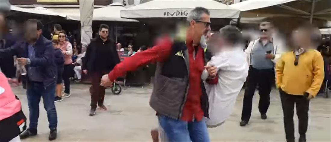 ΕΔΕ για τη συμπεριφορά αστυνομικών σε πολίτες στη Λευκάδα (βίντεο)