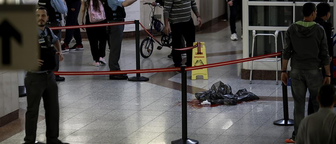 """Νεκρός ο επιβάτης που μαχαίρωσαν στο σταθμό """"Μοναστηράκι"""""""