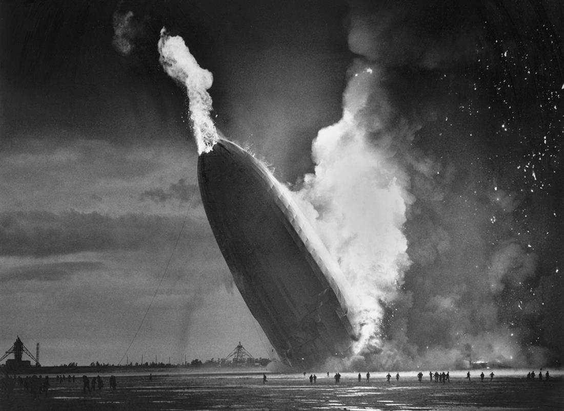 επιβατικό αερόπλοιο Χίντεμπουργκ