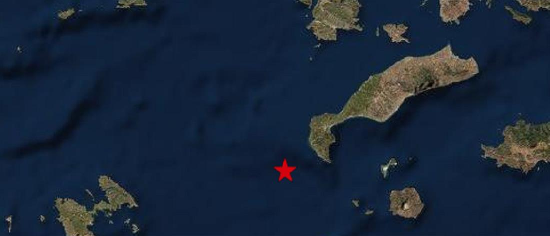 Ισχυρός σεισμός στη Νίσυρο