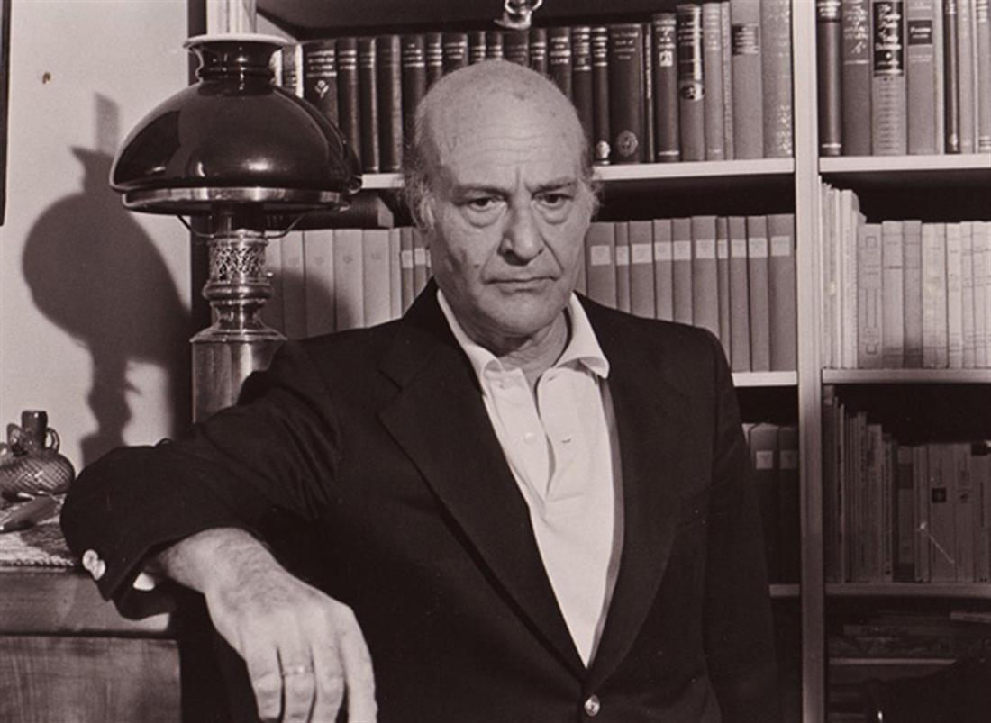 Οδυσσέας Ελύτης - βραβείο Νόμπελ