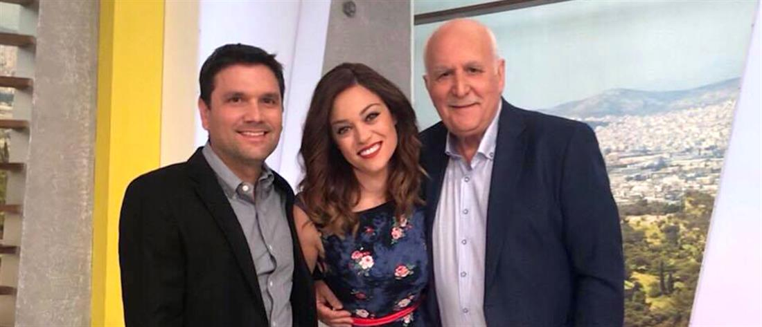"""Το """"Καλημέρα Ελλάδα"""" τερμάτισε στην κορυφή για 27η σεζόν - Το μήνυμα του Γιώργου Παπαδάκη"""
