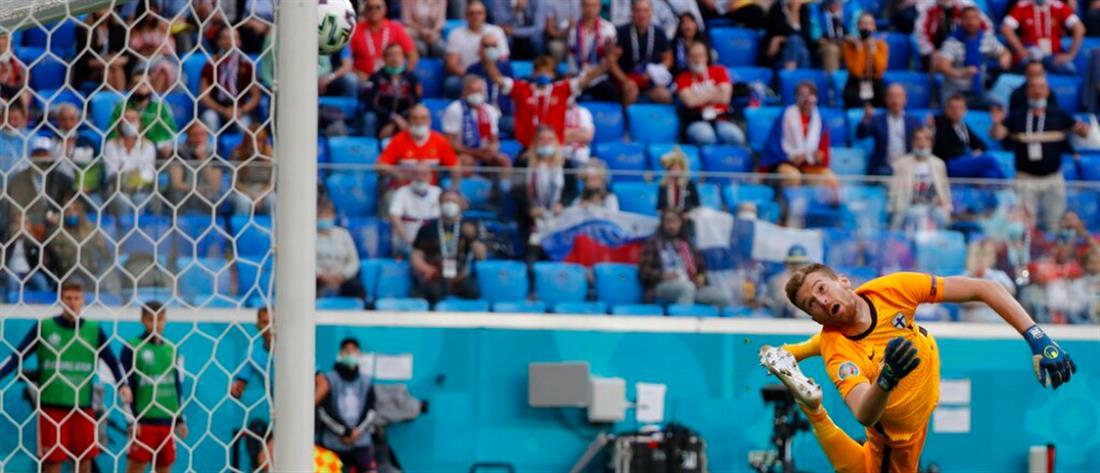 EURO 2020 - ΦΙΝΛΑΝΔΙΑ - ΡΩΣΙΑ
