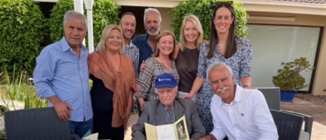 Ο παππούς που έγινε 100 χρονών αλλά αρνείται να γεράσει!