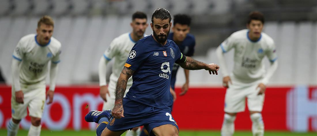 "Champions League: ""Διπλό"" της Πόρτο στη Μασσαλία"