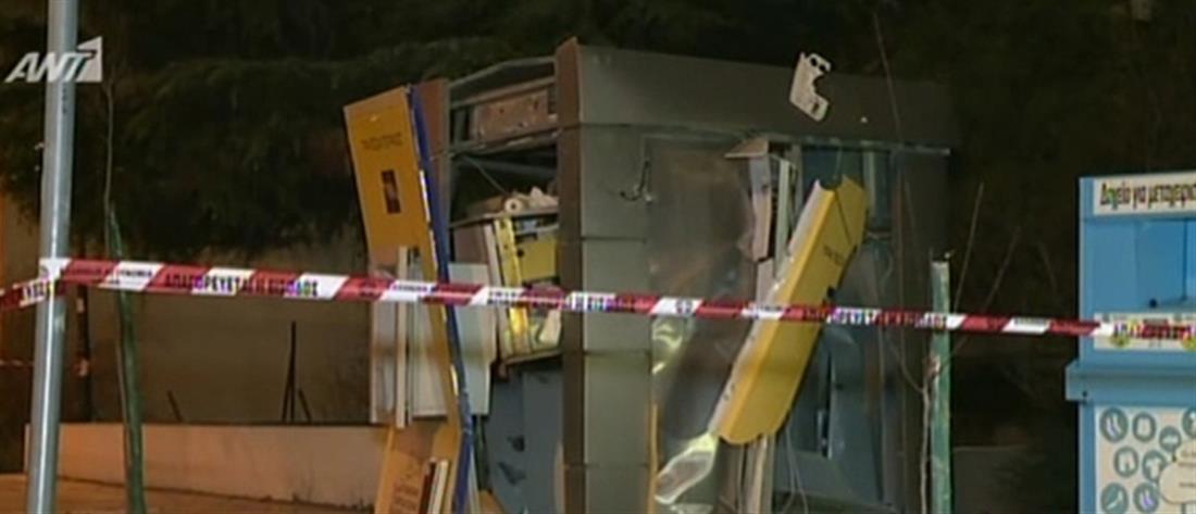 Νέα έκρηξη σε ATM στη Θεσσαλονίκη