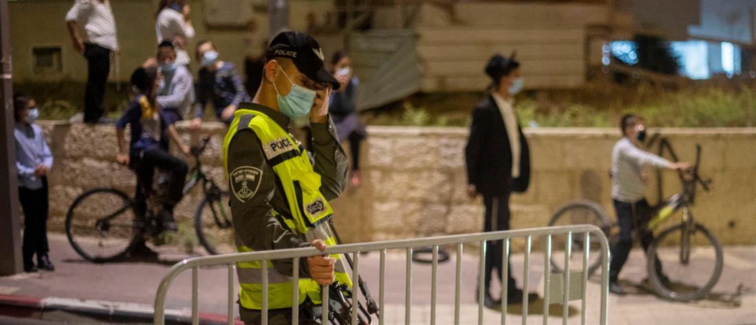 Κορονοϊός - Ισραήλ: γενικό lockdown για τρεις εβδομάδες