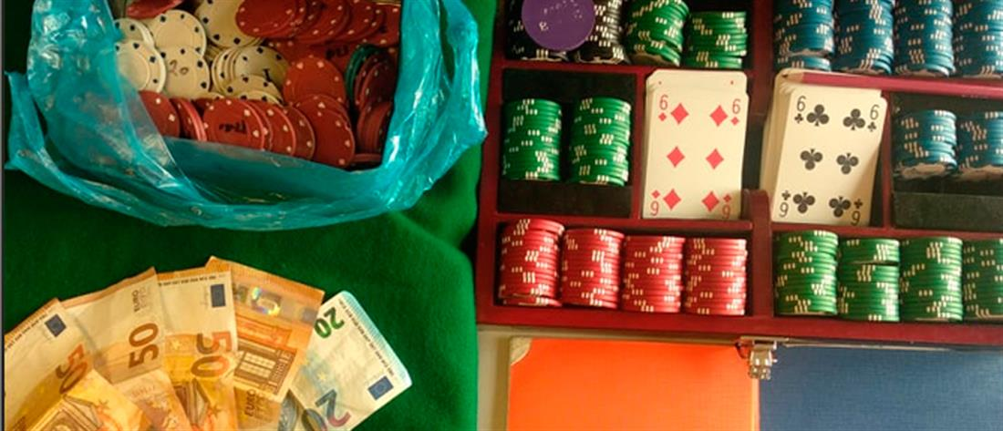 Lockdown: Έπαιζαν πόκερ σε καφετέρια