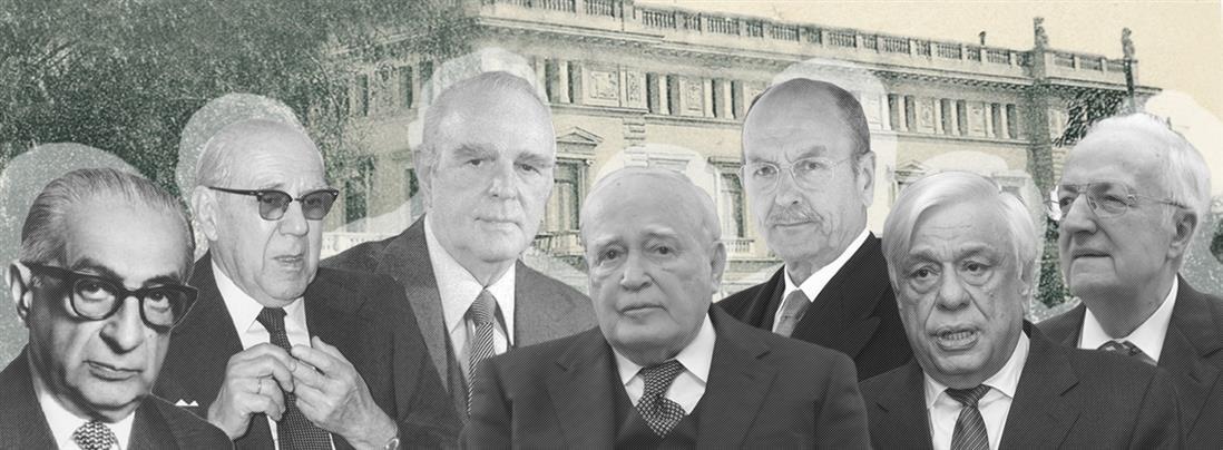 Οι Προεδρικές εκλογές από το 1974 ως σήμερα