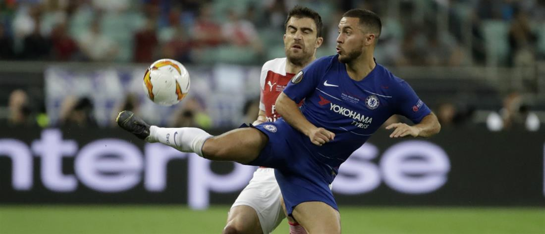 Europa League: Η Τσέλσι διέσυρε την Άρσεναλ και κατέκτησε το τρόπαιο