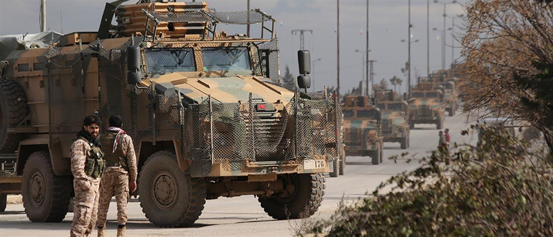 Ιντλίμπ: Κι άλλοι νεκροί Τούρκοι στρατιώτες